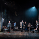 Richard Armitage, Toby Jones, Aimee Lou Wood, Ciaran Hinds, Rosalind Eleazar, Anna Calder-Marshall, Dearbhla Molloy, Peter Wight in Uncle Vanya, Harold Pinter Theatre - photos by Johan Persson