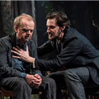 Richard Armitage, Toby Jones in Uncle Vanya, Harold Pinter Theatre - photos by Johan Persson
