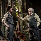 Richard Armitage, Peter Wight in Uncle Vanya, Harold Pinter Theatre - photos by Johan Persson