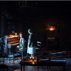 Aimee Lou Wood, Rosalind Eleazar in Uncle Vanya, Harold Pinter Theatre - photos by Johan Persson