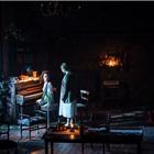 Aimee Lou Wood, Rosalind Eleazar in Uncle Vanya, Harold Pinter Theatre - photos by Johan Persson