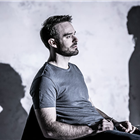 Charlie Cox in Betrayal at the Harold Pinter Theatre Photo Credit: Marc Brenner
