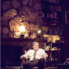 Conleth Hill in Edward Albee's Who's Afraid of Virginia Woolf? Photo by Johan Persson