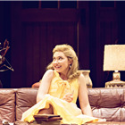 Imogen Poots in Edward Albee's Who's Afraid of Virginia Woolf? Photo by Johan Persson