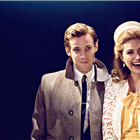 Luke Treadaway and Imogen Poots in Edward Albee's Who's Afraid of Virginia Woolf? Photo by Johan Persson