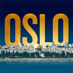 Book OSLO + 2 Course Pre Show Meal & a glass of Wine at the Haymarket Hotel Tickets
