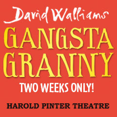 Book Gangsta Granny Tickets