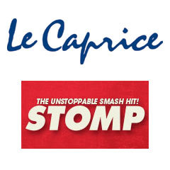 Book Stomp + 2 Course Pre-Theatre Dinner at Le Caprice Tickets