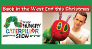 Book The Very Hungry Caterpillar Tickets
