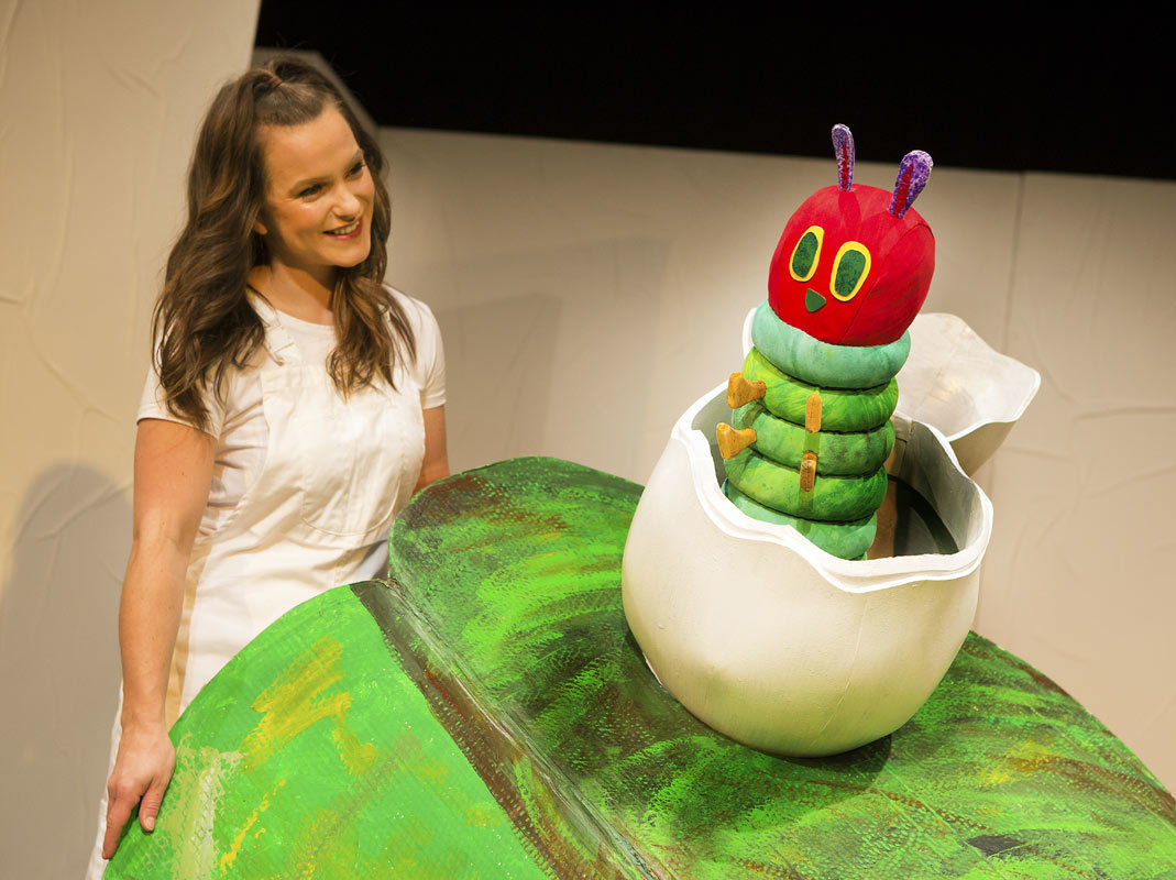 The Very Hungry Caterpillar Tickets Ambassadors Theatre