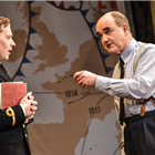 The West End cast of Pressure at the Ambassadors Theatre, London