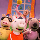 Read More - Peppa Pig returns to the London stage this Christmas season