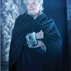 Judi Dench (Paulina) in The Winter�s Tale at the Garrick Theatre. Photo: Johan Persson/Kenneth Branagh Theatre Company/Garrick
