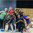 Dr. Seuss's The Lorax rehearsals. Photo: Manuel Harlan