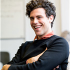 Charlie Fink (Composer) in Dr. Seuss's The Lorax rehearsals. Photo: Manuel Harlan