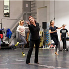 42nd Street, London rehearsals. Photo by Brinkhoff/Mogenburg