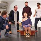 42nd Street, London rehearsals. Photo by Brinkhoff/Mogenburg