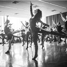 Carousel rehearsals. Photo by Craig Sugden