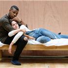 John Boyega and Sarah Greene. Photo by Manuel Harlan