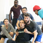 Read More - PHOTOS: Behind the scenes at  A Tale of Two Cities rehearsals