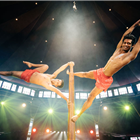 Rajesh Amrale and Rajesh Rao for La Soiree at the Aldwych Theatre, London. Photo Credit: Chris Gardner