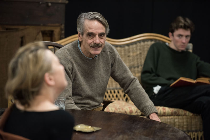 """long days journey into night forgiveness Just two years after jessica lange won a tony for a broadway revival of eugene  o'neill's epic tragedy """"long day's journey into night,"""" the."""