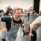 Read More - PHOTOS: Behind the scenes at Strictly Ballroom The Musical rehearsals
