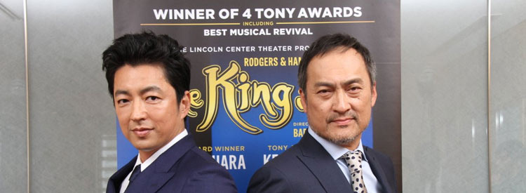 Takao Osawa Joins The Cast Of The King And I Tickets