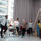 Read More - PHOTOS: Behind the scenes at The Selfish Giant rehearsals