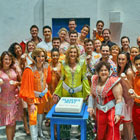 Read More - Mamma Mia celebrates 19th anniversary with 2019 extension