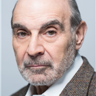 David Suchet, appearing in The Lover/ The Collection as part of the Pinter at the Pinter season.