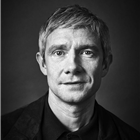 Martin Freeman, appearing in A Slight Ache/ The Dumb Waiter as part of the Pinter at the Pinter season.