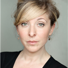 Tracy-Ann-Oberman, appearing in Party Time/ Celebration as part of the Pinter at the Pinter season.