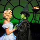 Alice Fearn (Elphaba) and Sophie Evans (Glinda) return from 23 July 2018 in Wicked, London.