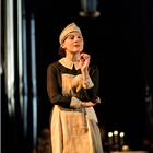 Jade Williams in The Moderate Soprano at the Duke of York's Theatre.