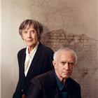 Dame Eileen Atkins and Jonathan Pryce. Photo credit: Hugo Glendinning.