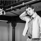 Alex Lawther in rehearsals for The Jungle. Photo credit: Marc Brenner