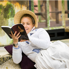 Rhian Lois in rehearsals for The Turn of the Screw at the Regent's Park Open Air Theatre. Photo credit: Johan Persson
