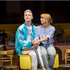 John McCrea and Rebecca McKinnis in Everybody's Talking About Jamie.