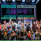The West End cast of Everybody's Talking About Jamie.