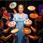 The Broadway production of Waitress. Photo credit: Joan Marcus