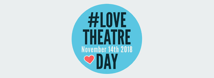 #LOVEtheatreDay 2019 - celebrate with discounted London theatre tickets