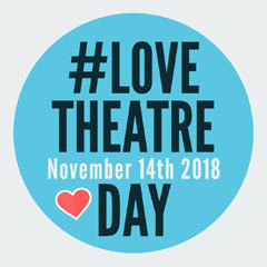 Read More - LOVEtheatre celebrates #LoveTheatreDay 2018