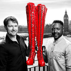 Read More - Kinky Boots to be filmed with original cast members