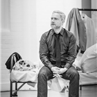 Martin Freeman in Pinter at the Pinter - A Slight Ache/ The Dumb Waiter at Harold Pinter Theatre, London. Photo credit: Marc Brenner