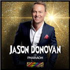 Jason Donovan as Pharaoh in Jospeh and the Amazing Technicolor Dreamcoat