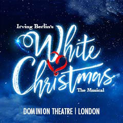 Read More - White Christmas will play at the Dominion Theatre This Christmas