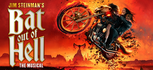 Bat Out Of Hell has confirmed it will return to the London stage in 2018