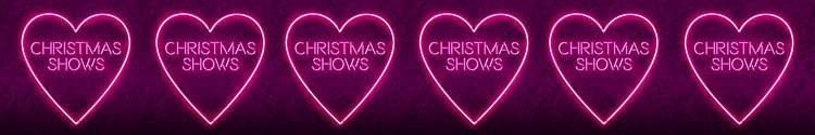 Celebrate Christmas with tickets to the theatre