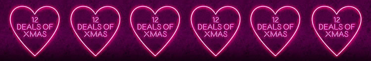 Twelve Deals of Christmas